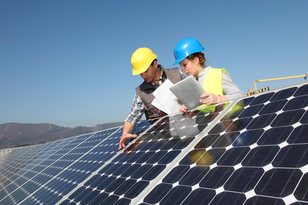 solar and wind ETFs