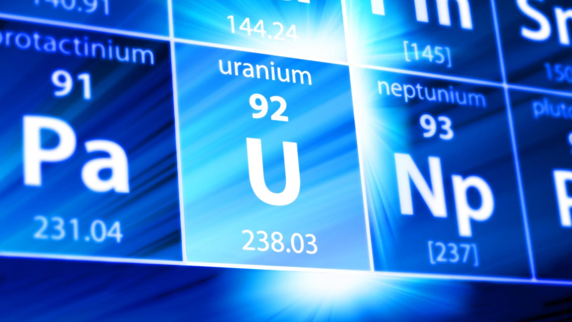 Uranium ETF. Alternate energy source